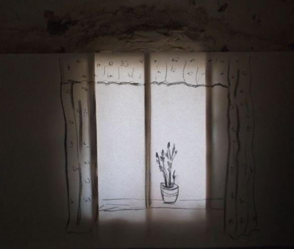 dream hotel window