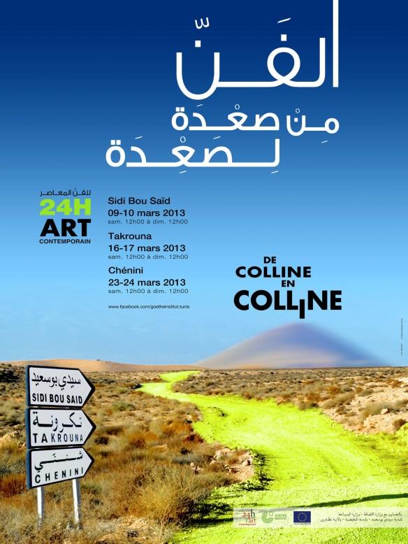 Plakat De Colline en Colline (1)